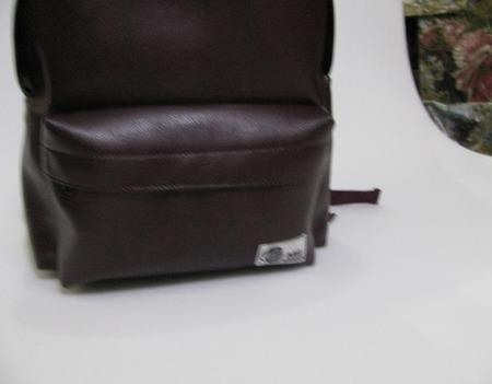 Рюкзак из экокожи ручной работы на заказ