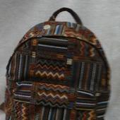 Рюкзак из гобелена