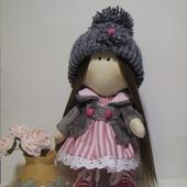 Интерьерная кукла Диана