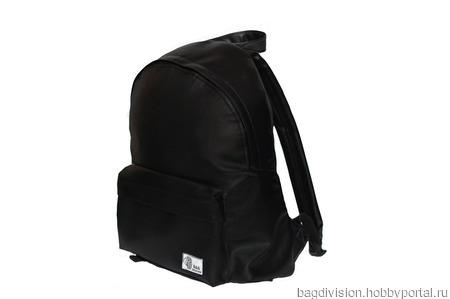 Рюкзак из искусственной кожи ручной работы на заказ