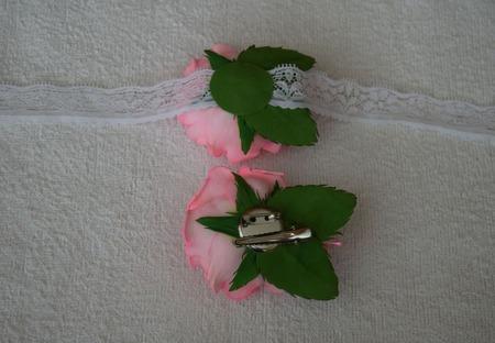 """Комплект """"Розы"""" ручной работы на заказ"""