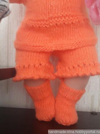 Одежда для Бэби бон ручной работы на заказ