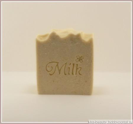 Козье молоко. Натуральное мыло на цельном козьем молоке ручной работы на заказ