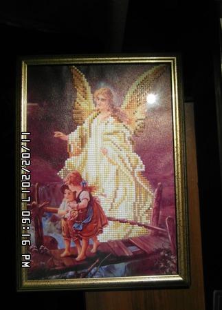 Ангел, который всегда рядом ручной работы на заказ