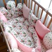 Комплект в кроватку для малышки