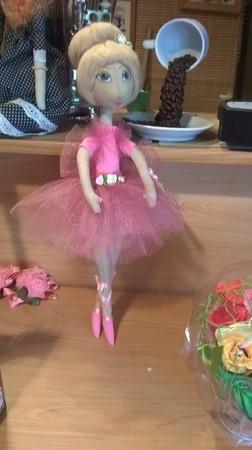 Балерина ручной работы на заказ