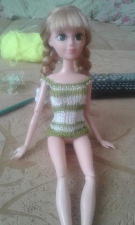 Наряды для кукол ручной работы на заказ