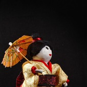 Кукла-гейша