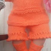 Носочки для кукол