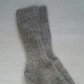 Носки из собачьего пуха