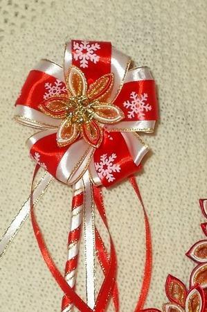 """Новогодний набор """"Красна девица"""" ручной работы на заказ"""