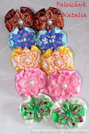 Резиночки для детского сада ручной работы на заказ
