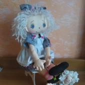 фото: Коллекционные куклы — куклы и игрушки (реггеди энн)
