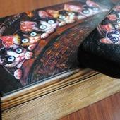 Шкатулка для хранения Котята Шалуны в корзинке