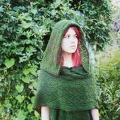 фото: шарф на голову