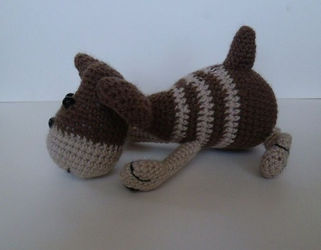 Собака Кусака ручной работы на заказ