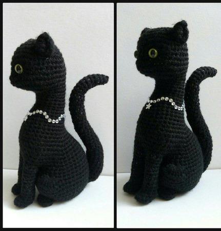 Кошка-принцесса ручной работы на заказ