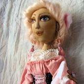 фото: Коллекционные куклы — куклы и игрушки (интерьер спальни)