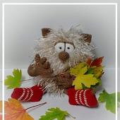 фото: Куклы и игрушки (вязаный сувенир)
