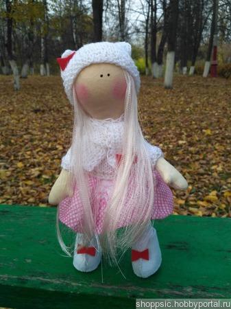 Интерьерная кукла. ручной работы на заказ