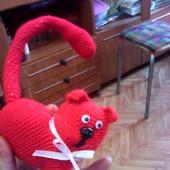 Кот- сердце