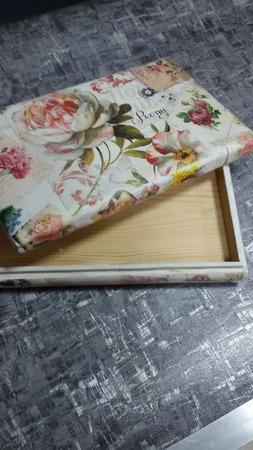 Подарочная коробка ручной работы на заказ