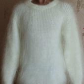 """Пуховый свитер """"Молодость"""""""