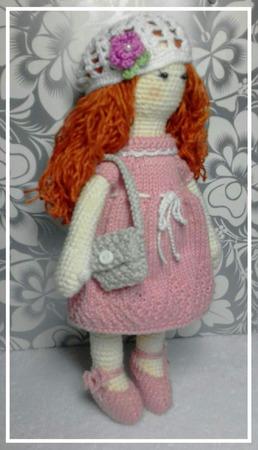 Кукла Арина ручной работы на заказ