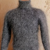"""Пуховый свитер """"Просторы дня"""""""