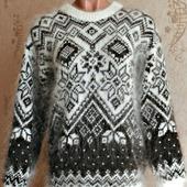 """Пуховый женский свитер """"Вдохновение"""""""
