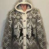 фото: Кофты и свитера с капюшоном с застежкой (купить кофту ручной работы)