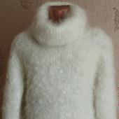 """Пуховый свитер """"Афродита"""""""