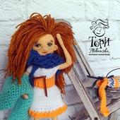 Кукла Лизавета игрушка