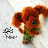 Алекс Ред собачка игрушка