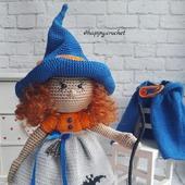 фото: Коллекционные куклы — куклы и игрушки (куколка крючком)