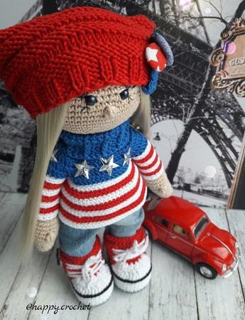 American Girl ручной работы на заказ