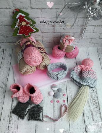 Набор для создания куклы ручной работы на заказ