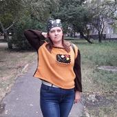 """Свитерок """"Городская осень"""""""