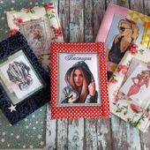 фото: Обложки — канцелярские товары (девушке)
