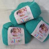 Пряжа Baby wool от Alize