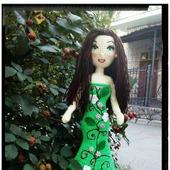 Кукла каркасная СТЕЛА