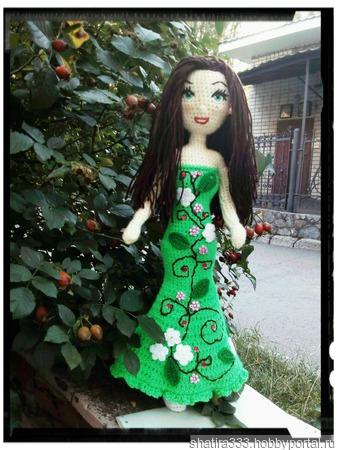 Кукла каркасная СТЕЛА ручной работы на заказ