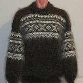 """Пуховый свитер из козьего пуха """"Корадо"""""""