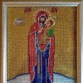 Икона Ключ Разумения (к Пониманию,Премудрости)