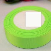 Репсовая лента однотонная 25 мм