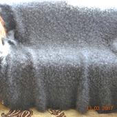 Пуховый платок палантин
