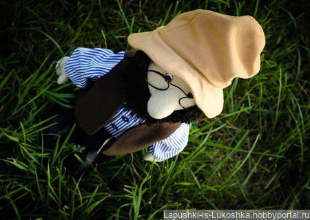 Кукла Петсон ручной работы на заказ