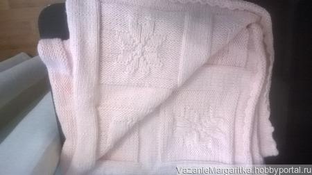 Одеяло для малыша ручной работы на заказ