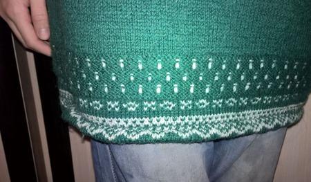 Шерстяное платье ручной работы на заказ