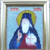 Игумен Валаамского монастыря Назарий Саровский